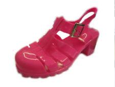Calzado de niña sandalias sin marca color principal rosa