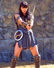 Xena Lucy Lawless Sword Action 10x8 Photo