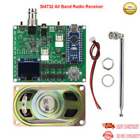 SI4732 All Band Radio Receiver FM AM (MW And SW) SSB (LSB And USB) For DIY Uses