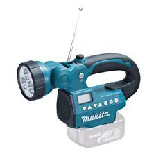 Makita Akku-Radio-Lampe 14,4V + 18V Baustellenradio BMR050