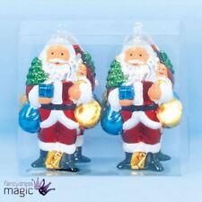 Adornos de color principal multicolor para árbol de Navidad