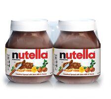 2 Pack- Nutella Hazelnut Spread Twin Pack (26.5 oz. jars, 2 count)