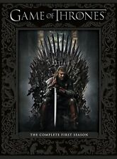 Game of Thrones The Complete First Season - DVD Region 2