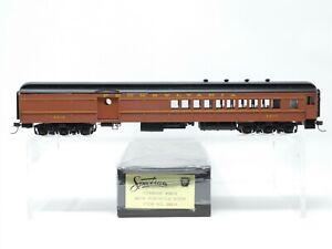 HO Scale Bachmann 89011 PRR Pennsylvania Railroad Combine Passenger Car #9916