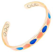 Magnético Para Hombre señoras brazalete de cobre Brazalete alivio dolor del reumatismo Terapia