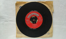 """ADAM FAITH WITH JOHN BARRY: WATCH YOUR STEP / LONESOME. '61 '62 7"""" SINGLE 45 RPM"""