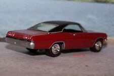 1965 65 CHEVY IMPALA SS 1/64 SCALE COLLECTIBLE DIECAST MODEL / DIORAMA
