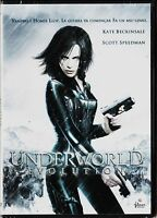 UNDERWORLD EVOLUTION de Len Wiseman con Kate Beckinsale. Edición diarios