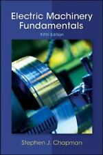 Electric Machinery Fundamentals by Chapman, Stephen J.