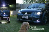 Ultra Bright  Daytime Driving Light Kit for Holden VE Commodore Sedan Ute Wagon