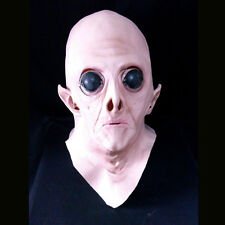 T0501 Super real UFO Alien Head Mask Latex monster festival Halloween Masquerade