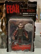 "Mezco 3 3/4"" Freddy Krueger Cinema Of Fear, A Nightmare On Elm St"
