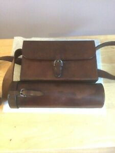 COMBINATION DOUBLE SANDWICH TIN AND FLASK