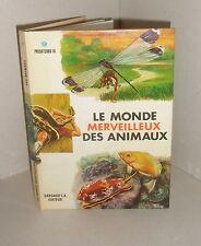 Le monde merveilleux des animaux 9. Predateurs III.Dargaud  B009