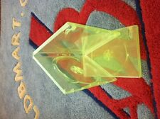 100 14mm Single XBOX 360 Game DVD Case w/Sleeve,Transparent Green, BL73X-NEW