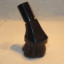 35mm Miele, Bosch, Dyson Deluxe Horse Hair Dust Brush Tool Attachment Black