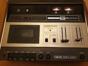 AKAI cassette deck vintage 1974 GXC46D
