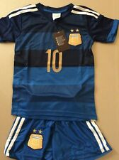2014 SOCCER BOYS JERSEY &  SIZE 104 / 116 (AGES 2 - 3)
