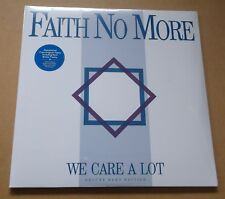 FAITH NO MORE We Care A Lot Euro ltd 180 gram coloured vinyl 2-LP + CD SEALED