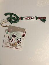 New ListingDisney Store Christmas Key Mickey's Holiday Express Limited Edition 2019 Nwt