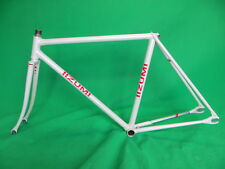 Kalavinka White Keirin Frame Track Bike Drilled For Rear Brake 48.5cm Non NJS