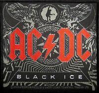 "AC/DC AUFNÄHER / PATCH # 46 ""BLACK ICE"""