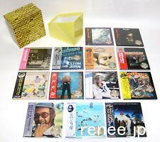 2019 Elton John/ Japan Mini LP Shm-Cd X 13 Titres + Promo Coffret Neuf