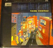 XRCD JVCXR 0010-2: Tom Coster - From The Street - OOP 1996 USA (??) SEALED