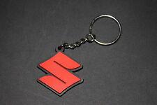 Suzuki S Motorrad Schlüsselanhänger Schlüssel Anhäger Logo Schriftzug Key Moto