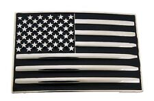 American Usa Flag Belt Buckle Star and Stripes Happy fourth 4th July Patriotic