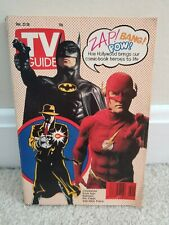 TV Guide Magazine December 22-28 1990-Batman, Flash,Dick Tracy