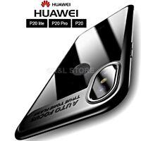 COVER per Huawei P20/ Lite /Pro CUSTODIA BUMPER TPU ORIGINALE Shockproof SLIM