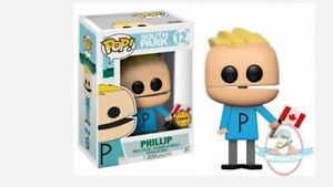 Pop! Television: South Park Wave 2 Phillip Chase #12 Figure by Funko