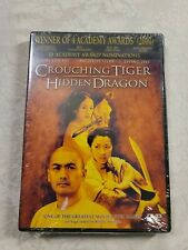 Crouching Tiger, Hidden Dragon (Dvd, 2001, Special Edition) new sealed