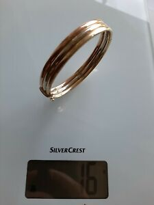 Armband Armreif  Gelbgold Weißgold Rotgold  585 14K