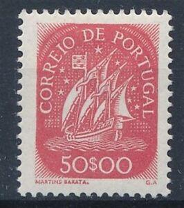 [39358] Portugal 1943 Good RARE stamp Very Fine MH Value $360