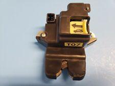 Kia Forte 2009 - 2013 Trunk Latch Rear Lid Lock Actuator Koup OEM 812301M070