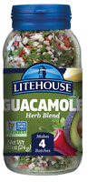 NEW Litehouse Farms Freeze Dried Herbs GUACAMOLE 0.85 oz Jar  Lighthouse