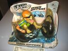 TYCO REMOTE CONTROL WAVE RIPPERS MATTEL WHEELS R/C 2002 NEW  BOX As Is