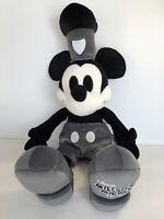 "Disney's Mickey Mouse ""Milestone Mickey 1928"" Plush Stuffed Excellent Condition"