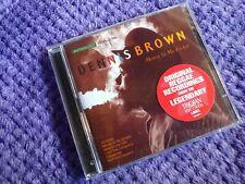 New/sealed DENNIS BROWN Money In My Pocket: Anthology 1970-1995 - 2 CD