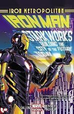 Iron Man Volume 4: Iron Metropolitan (marvel Now) by Kieron Gillen (Paperback, 2015)