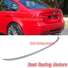 M3 Style Rear Trunk Lip Spoiler Fits 05-11 BMW E90 4dr 3-Series