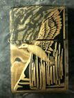 Vintage Retired Unstruck Zippo - Realtree Background With Brass Duck Raised