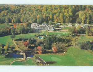 Unused Pre-1980 AERIAL VIEW Jackson New Hampshire NH hs8083