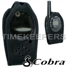 Leather Case for Cobra PR270 PR590 CXT90 CX210 CXT235 MT200 MT600 MT615 MT800