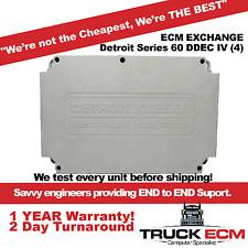 Detroit Series 60 DDEC IV (4) ECM