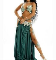 Professional belly dance costume many color any size