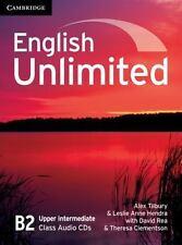 English Unlimited Upper Intermediate Class Audio CDs (3) (CD)