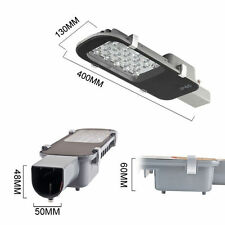 24W LED Street Light Warm White Road Lamp Outdoor Yard Industrial Light 12V DC